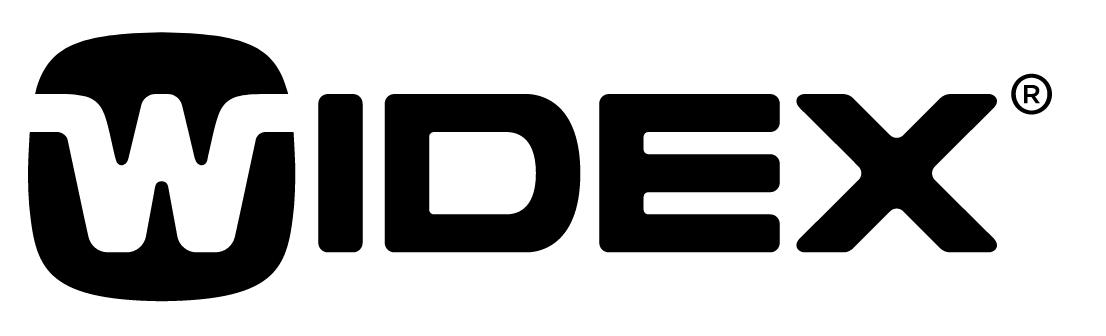 Widex logotyp