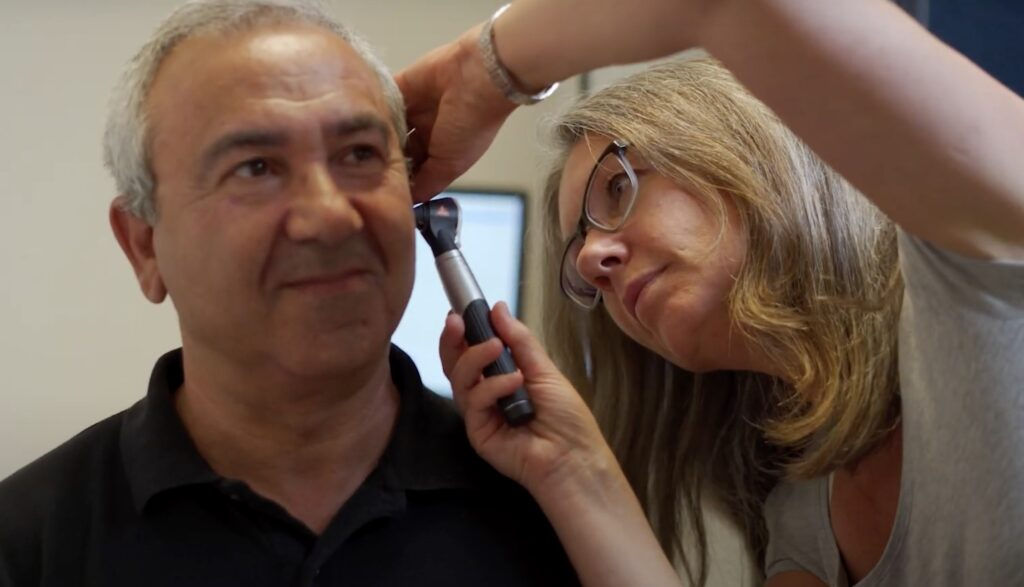 audionom-otoskopi